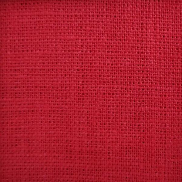 червоний льон ткнаина