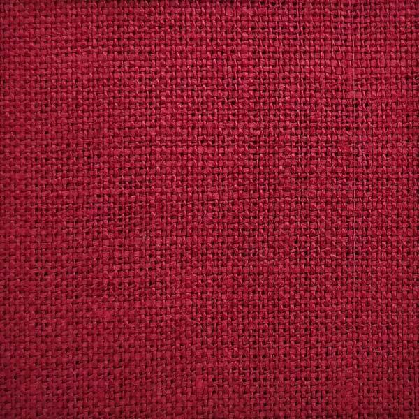 бордо лляна тканина