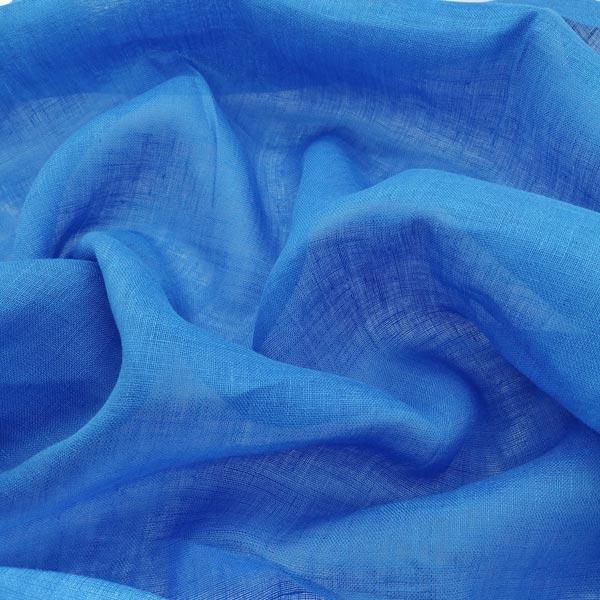 синій льон