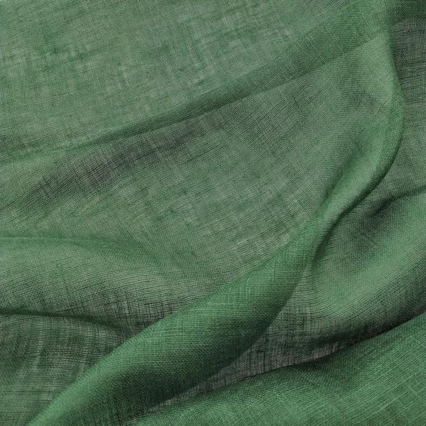 зелений льон