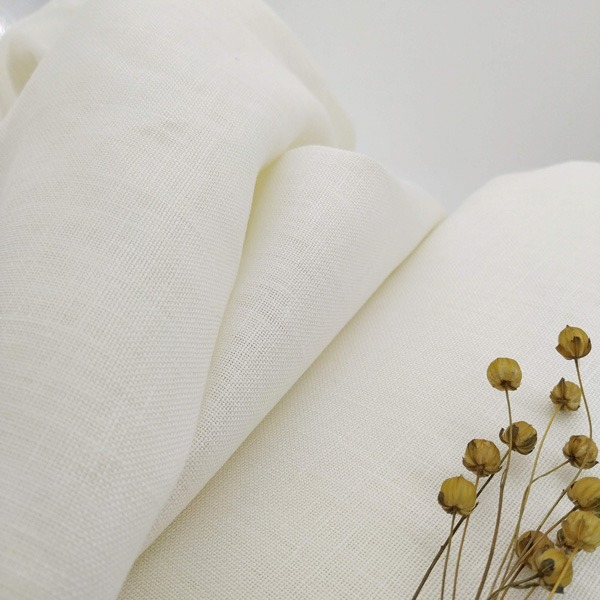 айворі тканина льон італія