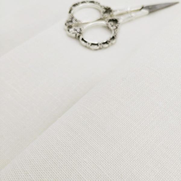 Цвейгарт Флоба суперфайн біла тканина
