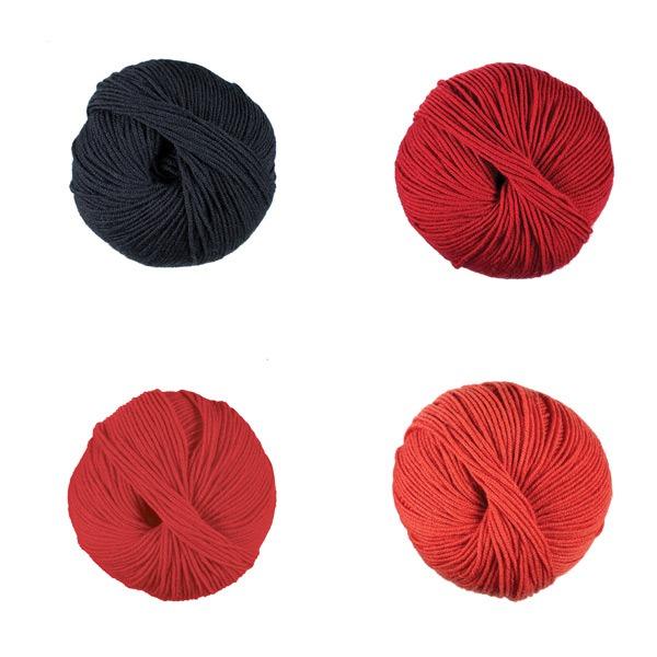 вовна вовняні нитки dmc woolly